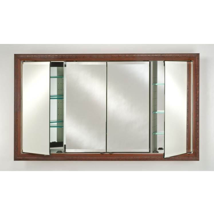 Afina Corporation Four Door 58X30 Recessed Valencia Gold