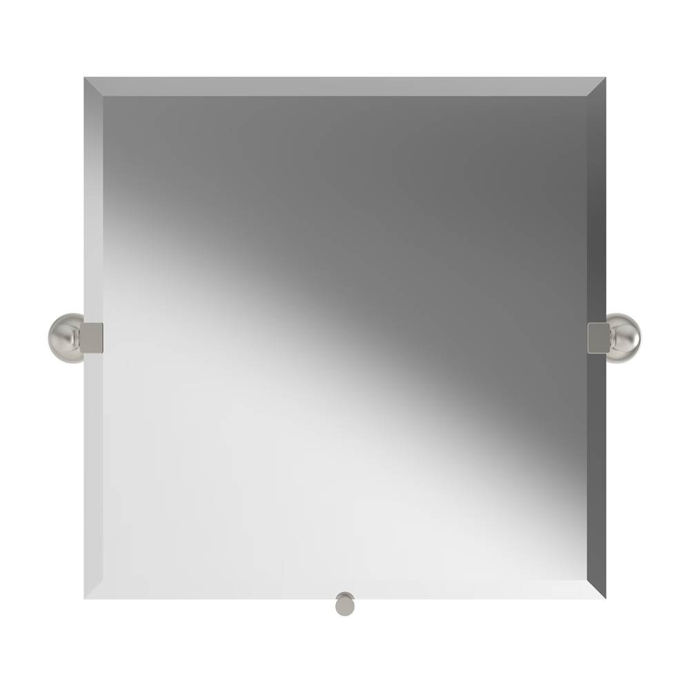 Ginger 20'' x 20'' Frameless Mirror
