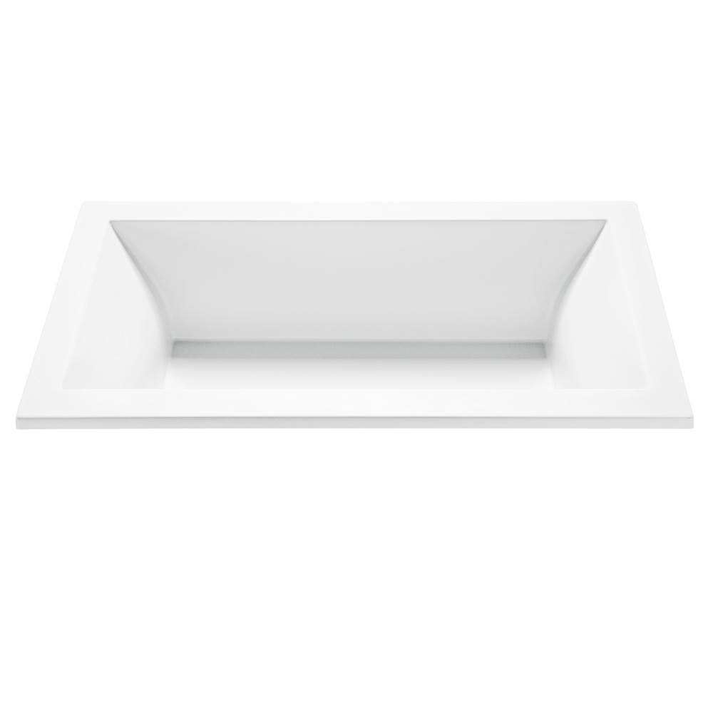 MTI Baths 72X42 BISCUIT UNDERMOUNT ULTRA WHIRLPOOL ANDREA 14