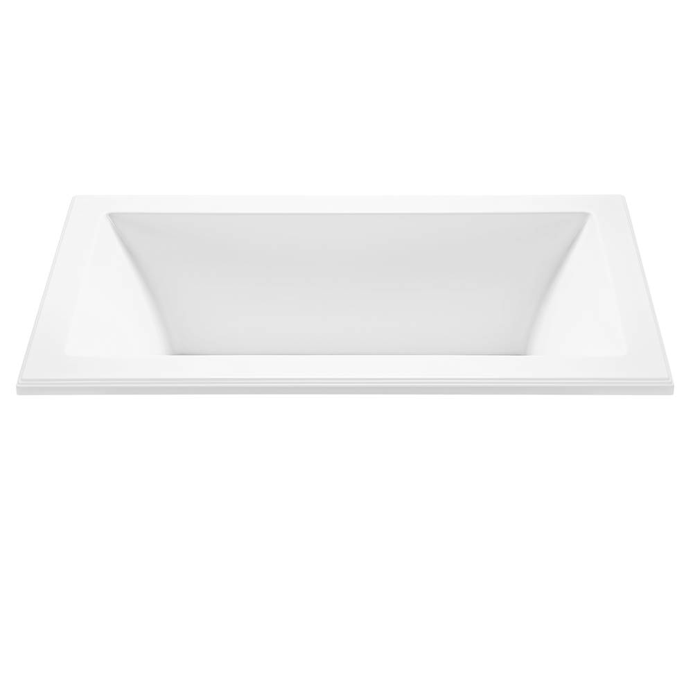 MTI Baths 66X36 WHITE UNDERMOUNT WHIRLPOOL MADELYN 2