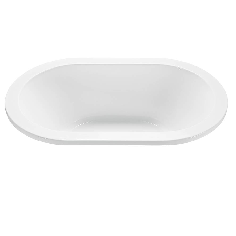 MTI Baths 66X42 ALMOND UNDERMOUNT WHIRLPOOL new yorker 2