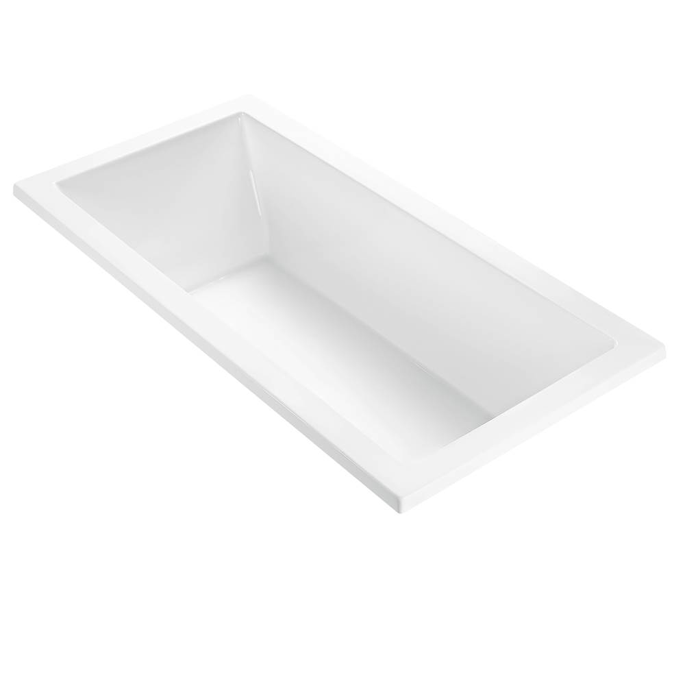 MTI Baths 72X36 WHITE UNDERMOUNT ULTRA WHIRLPOOL ANDREA 3
