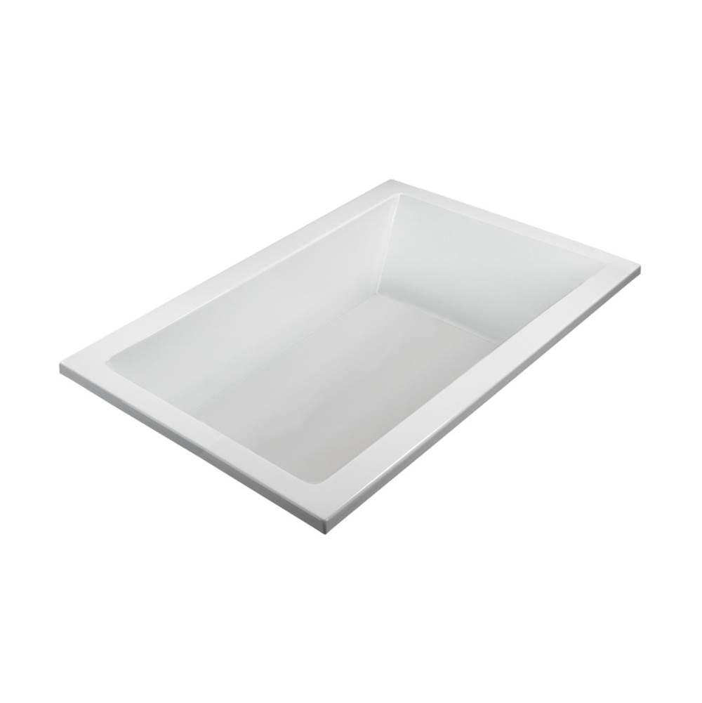 MTI Baths 72X42 BISCUIT WHIRLPOOL UNDERMOUNT