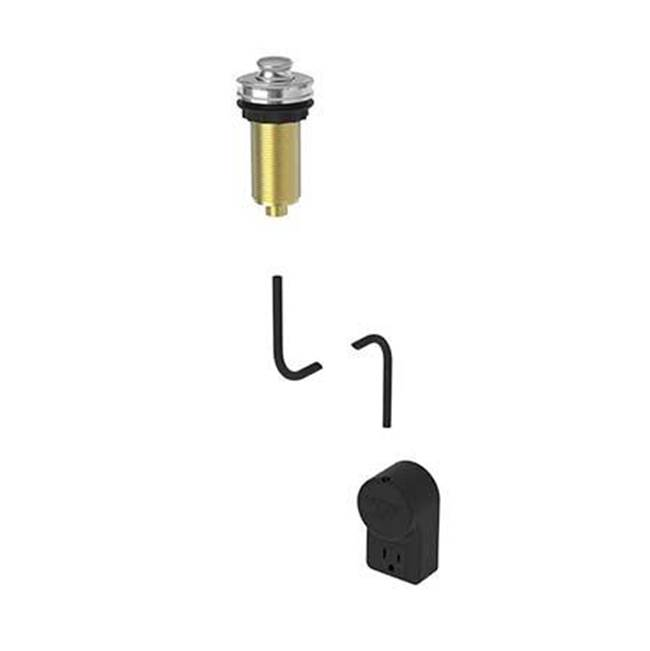 Newport Brass Air Activated Disposer Switch