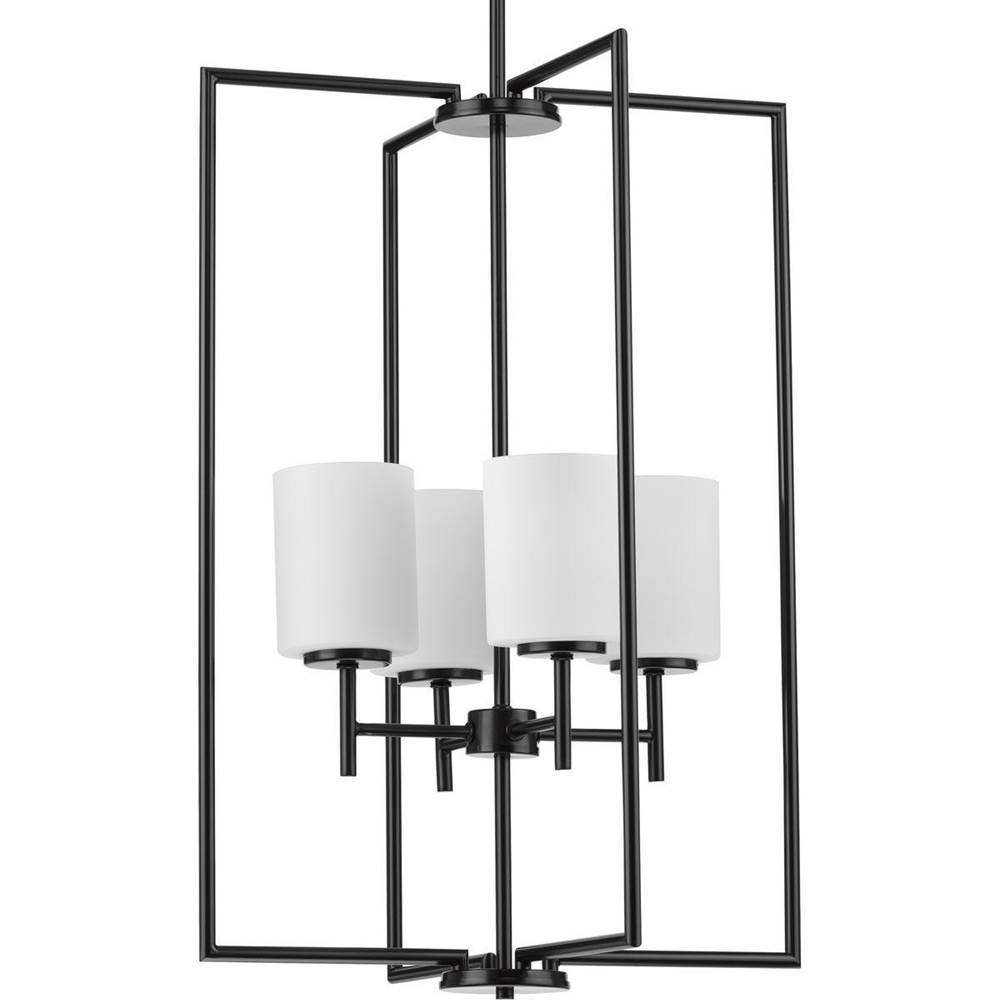 Progress Lighting Replay Collection Four-Light Foyer Pendant
