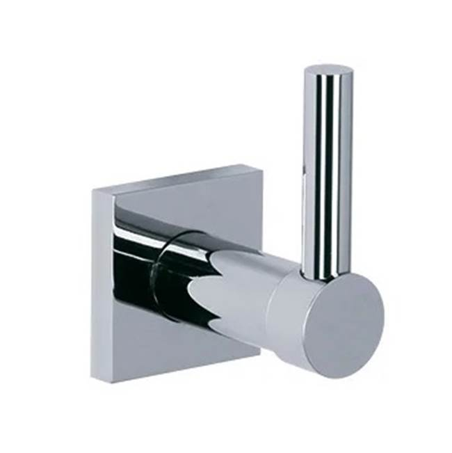 Rohl Square Trim Only For 3/4'' Wall Mounted Volume Control Valve In Polished Chrome