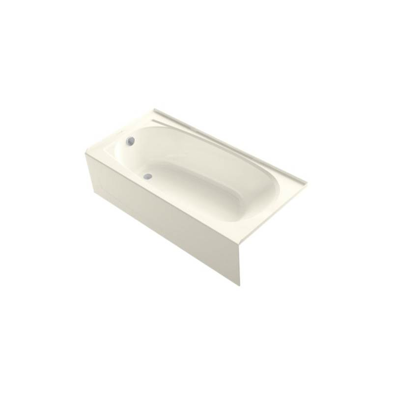 Sterling Plumbing Performa Bath, Left Outlet, 5 Pack